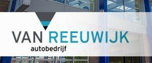 Logo Autobedrijf van Reeuwijk