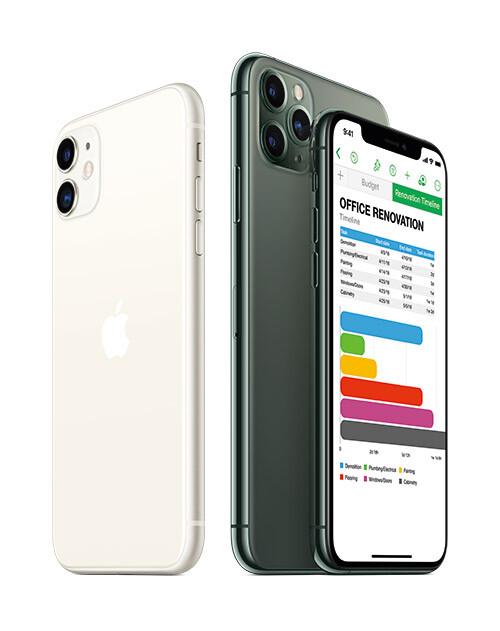 iPhone bij ZEKER Digitaal Capelle aan den IJssel
